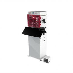 Capsator electric automat pentru blocuri și reviste